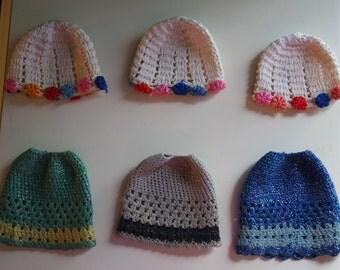 Crochet Bottle Warmers