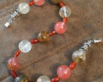 Pacific Grove Sunset Inspired Bracelet