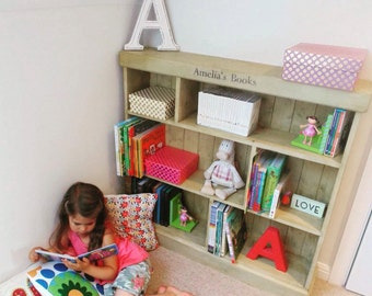Personalised Children's Bookcase