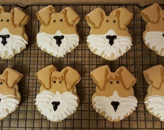 Dog, Terrier Cookies