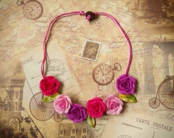 Pink Rose Clay set