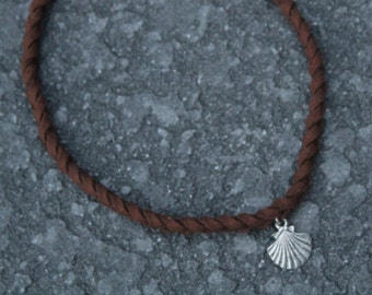 SeaShell Braid Bracelet