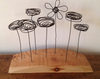 Object decorative flowers