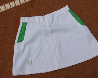 Vintage tennis skirt