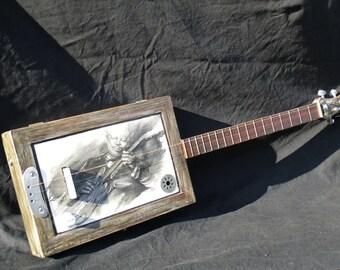 cigar box guitar bb king