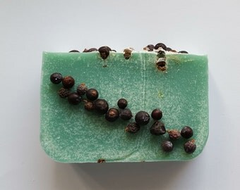 Spearmint & Eucalyptus Handcrafted Soap