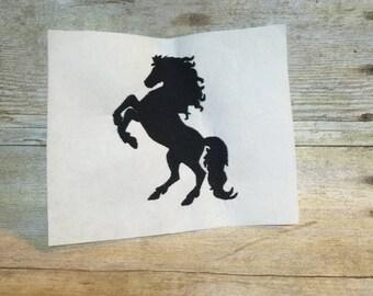 Horse Embroidery Design, Horse Applique