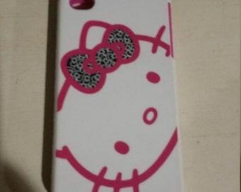 Hello Kitty IPhone 4 S Case