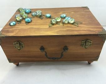 Deluxe Decorative Keepsake Box