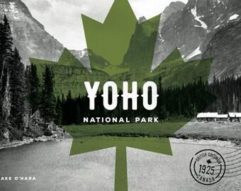 Yoho Postcard