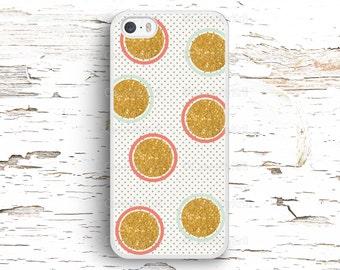 Gold Glitter Case, iPhone 7 6S 6 SE 5S 5 5C 4S, Samsung Galaxy S6 Edge S5 S4 S3, LG G4 G3, Sony Xperia Z5 Z3, HTC One M8