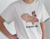 Kracken Up Kraken M Unisex T-shirt Original Design