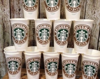 Starbucks cup available for all occasions .these are 16 oz .