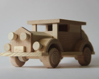 "Wooden toy car ""FORD"" ,children toy, eco friendly toy"