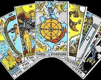 Customize Tarot Card Reading
