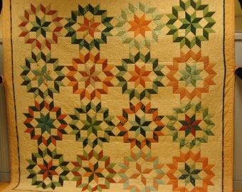 Dutch Rose quilt