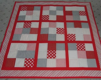 Japanese Puzzle Quilt by Sew4Fun.com.au