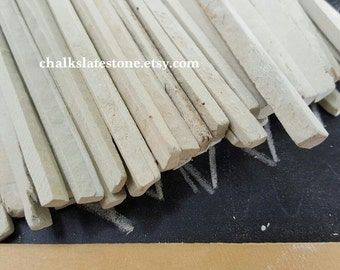 chalk pencils natural slate stone