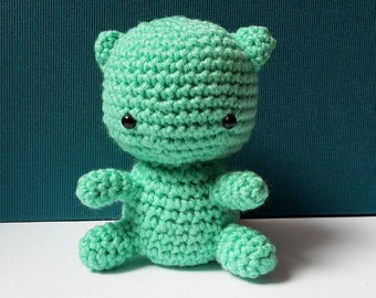 Bulbasaur Amigurumi Pokemon