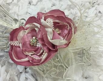 Orchid Bloom Headband
