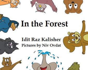 In the Forest - Original Children's Book Economics Education for Children