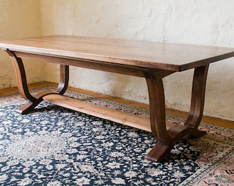 Dining Table  Refectory Style