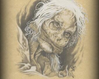 TWD zombie series, kidnapped walker