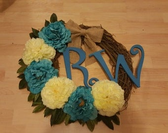 Personalized Wreath!