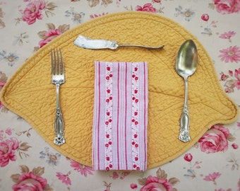 Antique Flatware: Set/4 Spoons, 4 Forks, and a Butter Knife; German Silver Flatware of the Victorian/Edwardian Eras