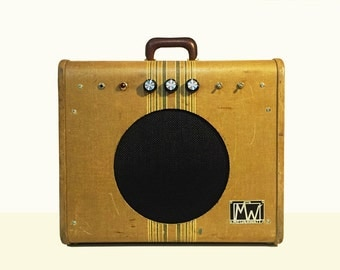 Hand Made 15w Tube Guitar Amplifier