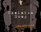 Skeleton Treat Soap