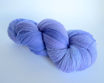 Hand-Dyed Lace weight wool