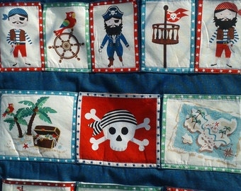 Pirates wall tidy