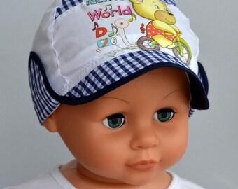 Subject Children's Cap