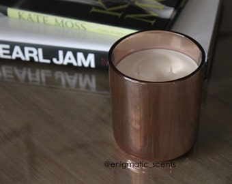 Large Vogue Copper Soy Candle