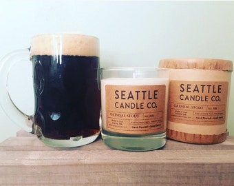 Oatmeal Stout Candle