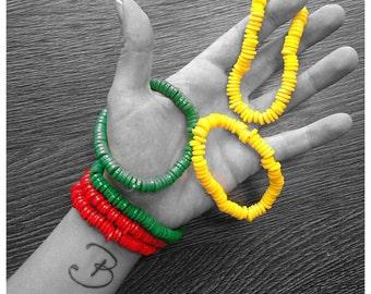 Colouful Bracelets
