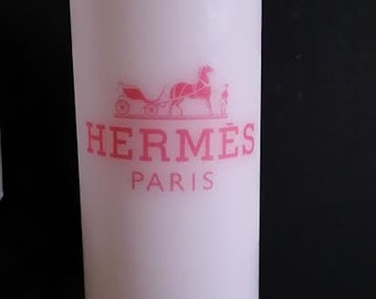 Hermes Pillar Candle