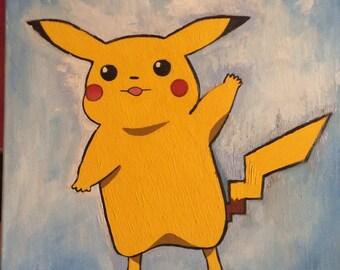 Pikachu  ( Pokémon )