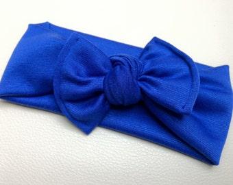 Adjustable elastic headbands