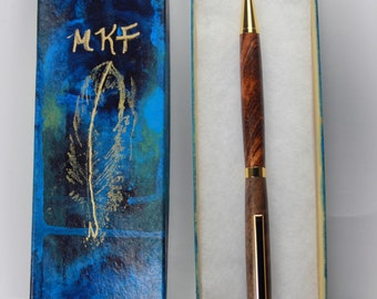 Hand Turned Gift Executive Pen