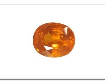 Spessartite Garnet 9.01 carats