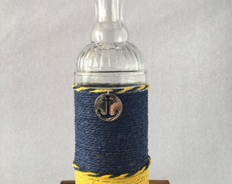 Decorative Anchor Bottle