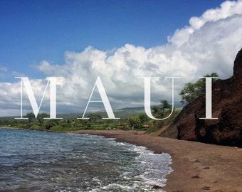Maui, Hawaii Print