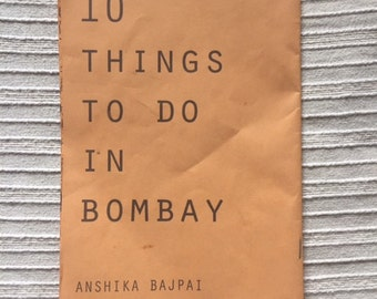 10 Things to do in Bombay