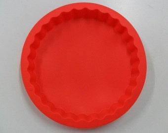 Mold Silicone non-stick round 20 cm Cake cakes pies