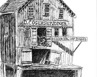 D. Coger Ship Joiner