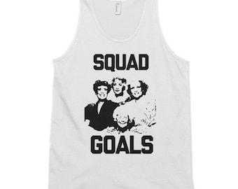 Golden Girls Squad Goals Tank Top