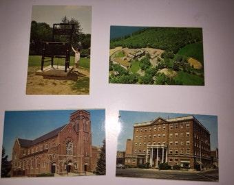 Vintage postcards of Gardner, Massachusetts