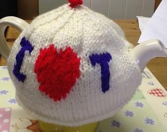 I Love Tea Tea Cosy